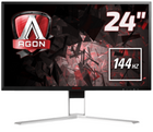 AOC AGON AG241QX 24 Zoll Gaming Monitor für 299€ inkl. Versand (statt 342€)