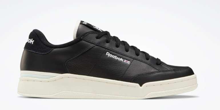 Reebok Ad Court Shoes in Schwarz für 40,95€ inkl. Versand (statt 58€)