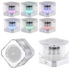 2er Pack Mbuynow Bluetooth Lautsprecher mit LEDs für 24,99€ (statt 61€)