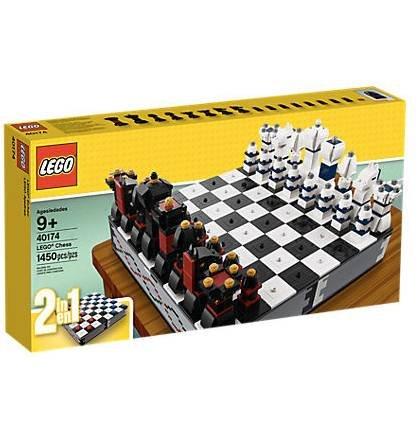 Lego Iconic – Schachspiel (40174) für 54,99€ inkl. Versand (statt 76€)