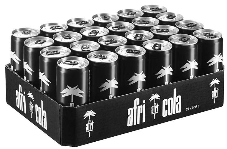 Afri Cola 24er Tray mit jeweils 330ml für 11,48€ inkl. Versand (statt 17€)