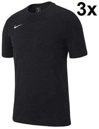 3er Pack Nike Shirt Team Club 19 Tee SS in 5 verschiedenen Farben je 32,95€
