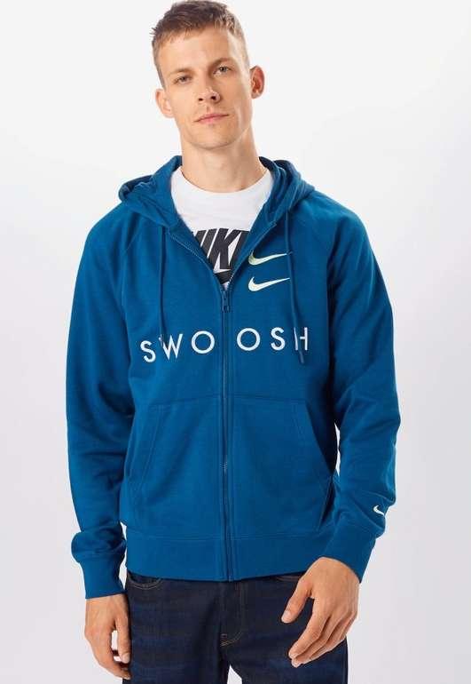 """Nike Sweatjacke """"Swoosh"""" (nur L bis XXL!) für 25,96€ inkl. Versand (statt 60€)"""