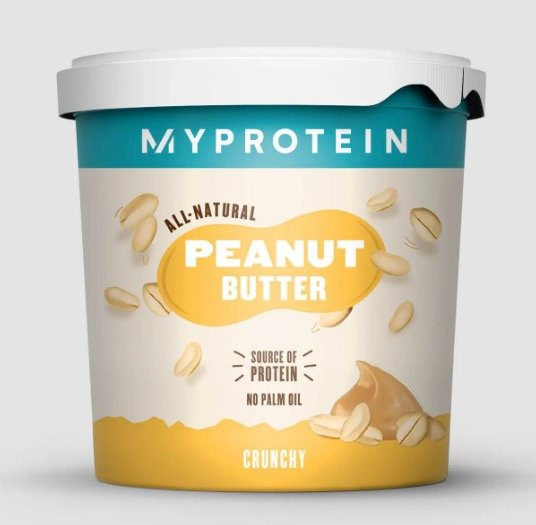 MyProtein: 40% Rabatt auf Bestseller - z.B. 1kg natürliche Erdnussbutter für 7,79€ zzgl. Versand (statt 13€)