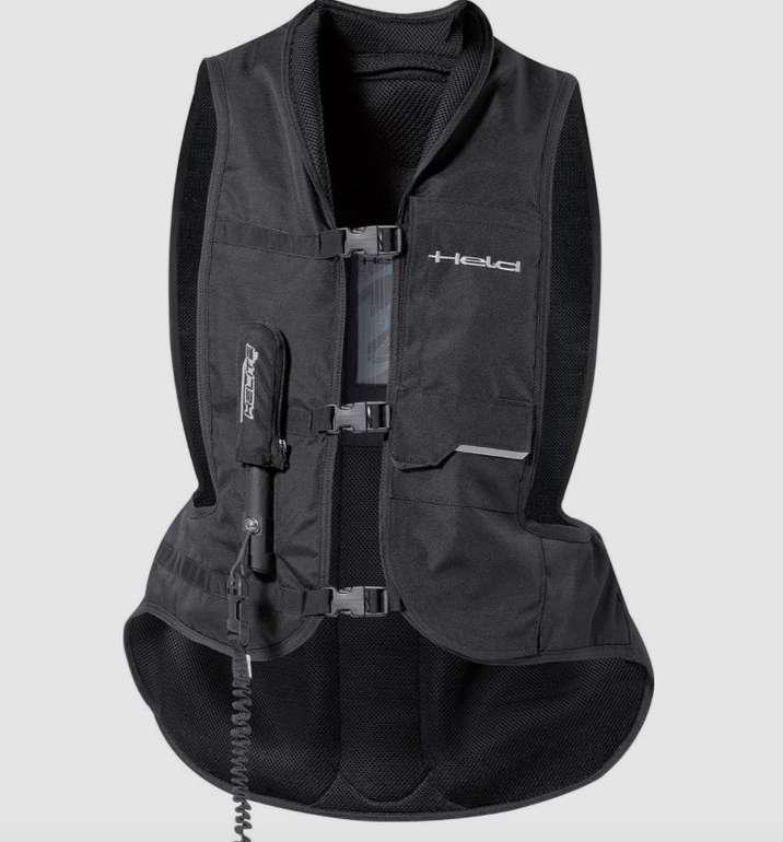 Held 6449 Air Vest Air Bag Weste für 299,95€ inkl. Versand (statt 369€) - nur in L und XL!