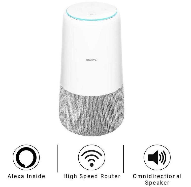 Huawei AI Cube 3 in 1 Lautsprecher, 4G Router & Alexa für 69,95€ (statt 110€)