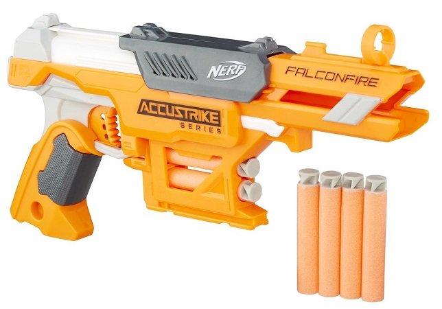 Hasbro B9839EU4 - N-Strike Elite AccuStrike für 12,99€ (statt 16,50€) - Prime!