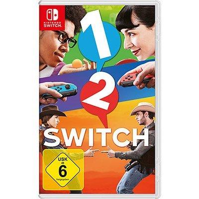 """Nintendo Switch Minispiel-Sammlung """"1-2-Switch"""" zu 19€ inkl. Versand (statt 25€)"""