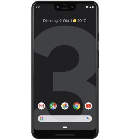 Smartphone-Fieber bei Media Markt, zum Beispiel Google Pixel 3 XL 64 GB für 649€