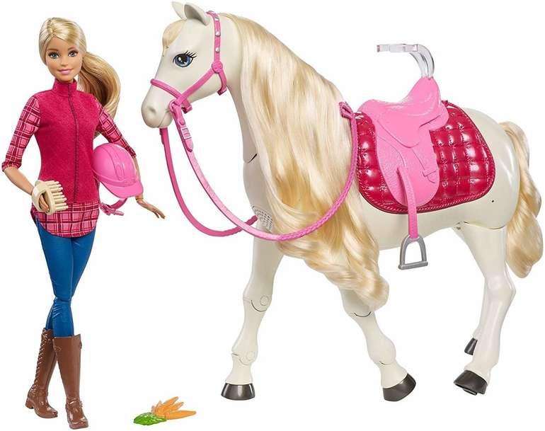 Barbie Traumpferd und Puppe für 69,99€ inkl. Versand (statt 80€)