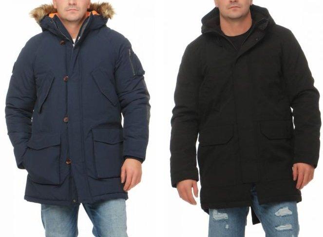 Jack & Jones - JAGER / FOREST Herren Jacke für je 69,90€ inkl. VSK