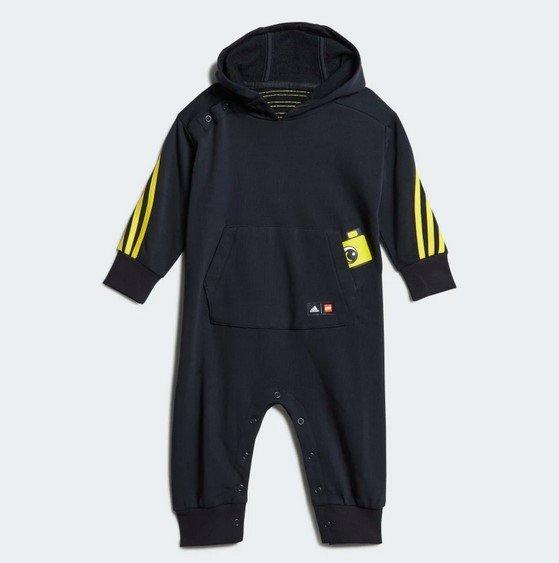 Adidas x Classic LEGO Baby/ Kinder Onesie in 3 Farben für 35€ inkl. Versand (statt 50€)