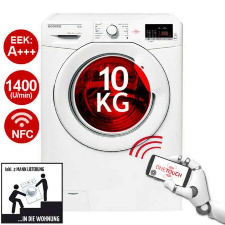Hoover HL14102D3-S - 10kg Waschmaschine mit A+++ für 269,91€ (statt 331€)