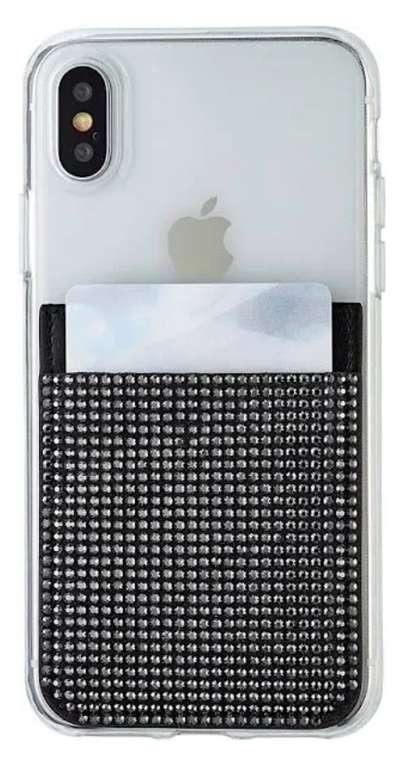 Swarovski Hülle fürs Smartphone in schwarz zu 28,02€ inkl. Versand (statt 33€)