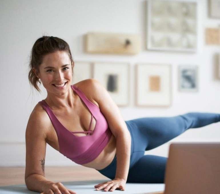 Jahres-Mitgliedschaft im Online-Fitness-Studio fitnessRAUM.de (3,87€/Monat, über 1000 Kurse) für 46,40€
