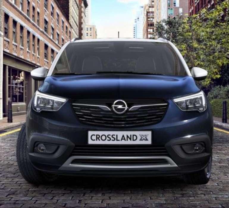 Privat & Gewerbe Leasing: Opel Crossland X 1.2 Selection mit 83 PS für 69€ mtl. (Überführung: 749€, LF 0,36)
