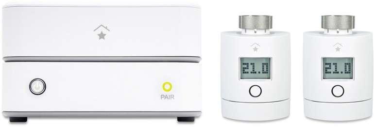 innogy SmartHome Starter Set Heizung (Gateway + 2 Thermostate) für 104,95€ inkl. Versand (statt 133€)