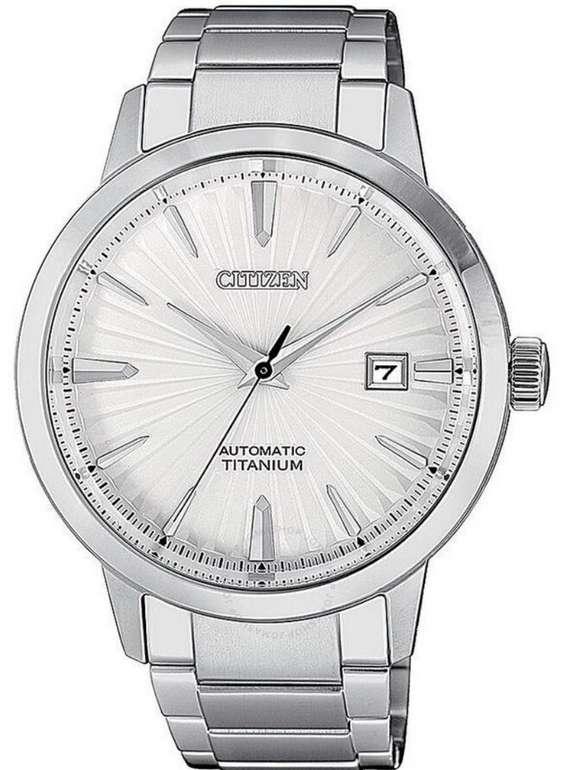 Citizen Automatic Silver Dial Herren Uhr NJ2180-89A für 208,21€inkl. Versand (statt 280€)