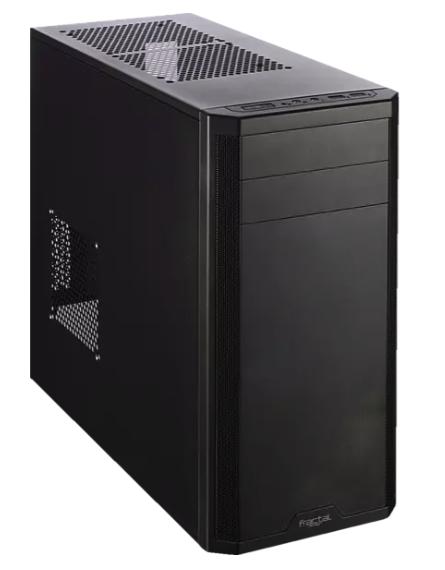 Fractal Desing Core 2500 BL PC-Gehäuse in schwarz für 42,98€inkl. Versand (statt 57€)