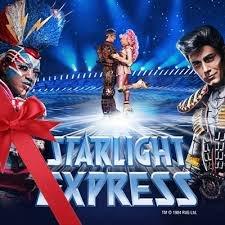 31.000 Starlight Express Tickets der 2. Preiskategorie ab 31€ (1. PK ab 60€)