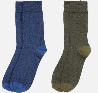 Verschiedene Jack & Jones melierte Socken Paare ab 1,37€ inklusive Versand.