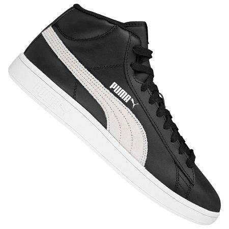PUMA Smash V2 Mid Leder Herren Sneaker für 23,99€ inkl. VSK (statt 44€)