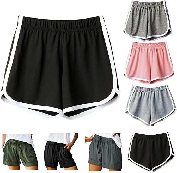 Huyuri Damen Shorts ab 3,83€ inkl. Versand (statt 5€)