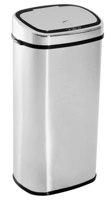 Homcom Mülleimer mit Sensor in silber für 59,99€inkl. Versand (statt 85€)