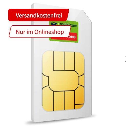 Vodafone green LTE 20GB Spezial für 19,99€ mtl. (+150€ Media Markt Coupon)