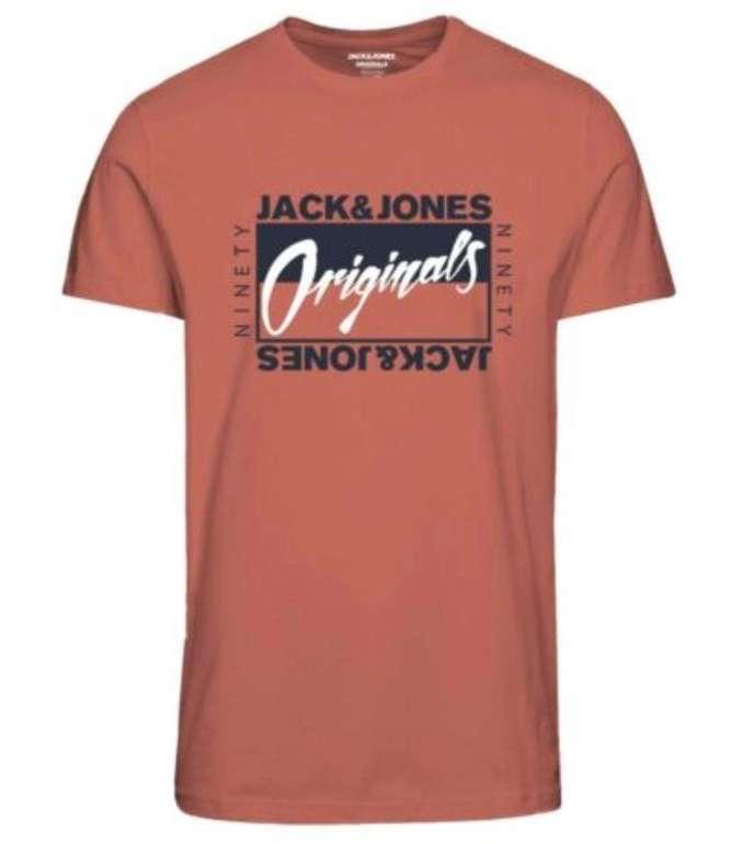 Jack & Jones Herren T-Shirts (versch. Modelle) für je nur 10,50€ inkl. Versand (statt 14€)