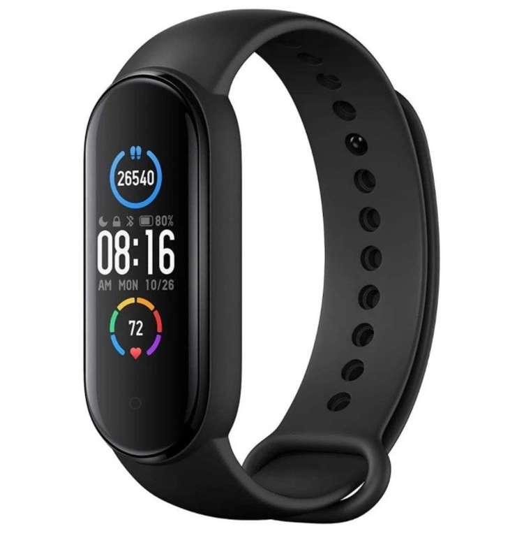 Xiaomi Mi Band 5 Fitness Tracker für 19,65€ inkl. Versand (statt 23€)