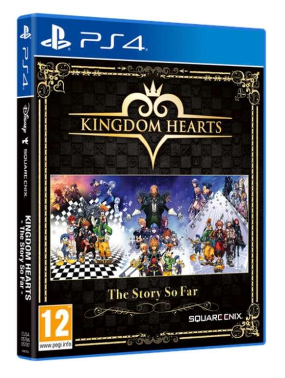 Kingdom Hearts: The Story So Far für die Playstation 4 für 18,50€ inklusive Versand (statt 27€)