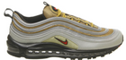 Nike Air Max 97 Trainers Sneaker in Silver Gold Black für 81€ (statt 110€)