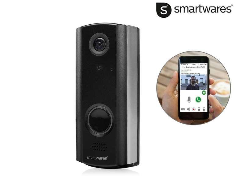 Smartwares - smarte WLAN-Türsprechanlage (DIC-23216) für 45,90€ inkl. Versand (statt 65€)