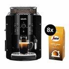 Krups EA8108 Kaffeevollautomat + + 8x 1kg Segafredo Caffe Crema für 229,50€ (statt 323€)