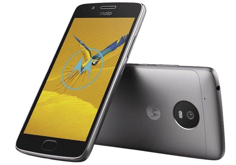 "Hot! Motorola Moto G5 5"" Dual-SIM Smartphone (2GB RAM ,16GB, Android) für 99€"