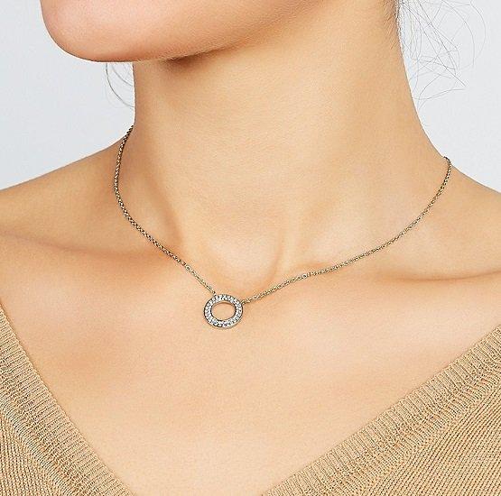 Fossil Glitz Damen Halskette für 14€ inkl. Versand (statt 23€)
