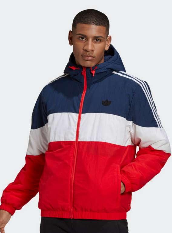 Adidas SPRT Padded Herren Jacke für 62,38€ inkl. Versand (statt 79€)
