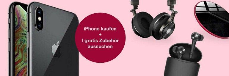 Ebay Apple iPhone kaufen und Zubehör gratis bekommen 2