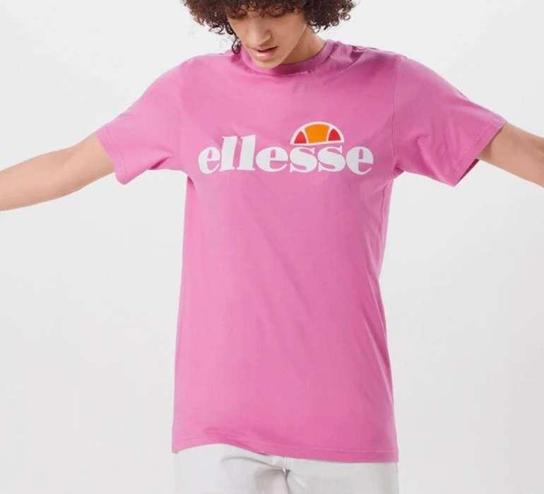 Ellesse Albany Damen T-Shirt in pink für 11,83€ inkl. Versand (statt 23€)