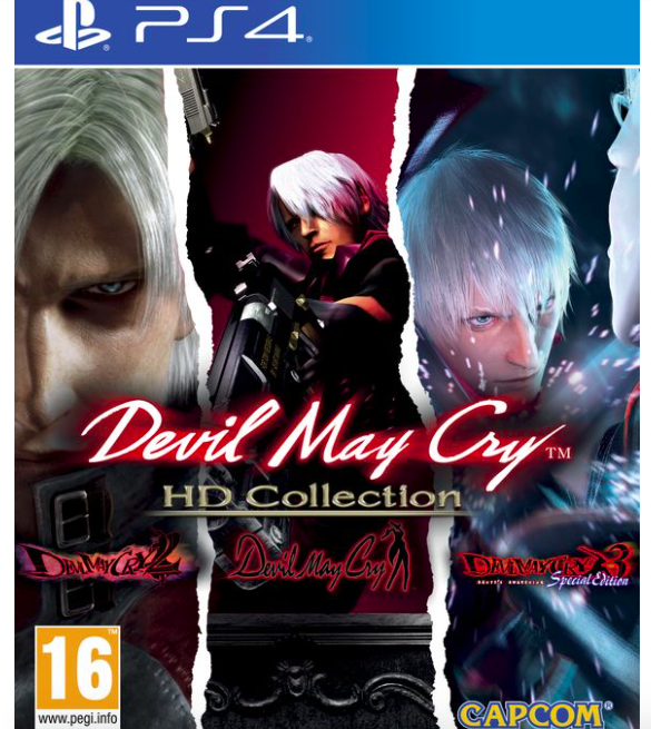 Devil May Cry HD Collection (PS4) für 16,50€ inkl. Versand (Vergleich: 25€)