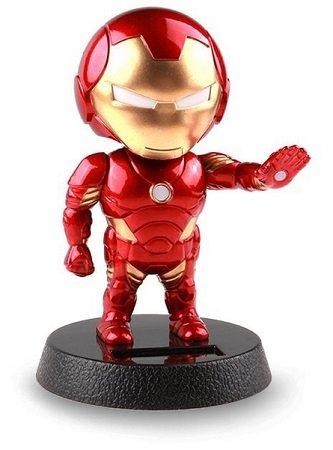 Iron Man als Solar-Wackelkopf-Figur für 3,72€ inkl. Versand