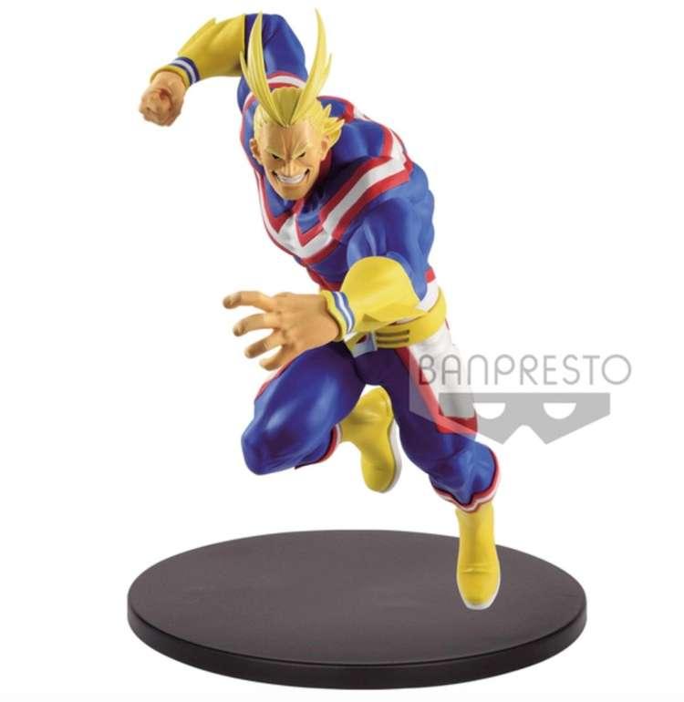 Banpresto My Hero Academia - All Might 21cm Actionfigur für 25,78€ inkl. Versand (statt 35€)