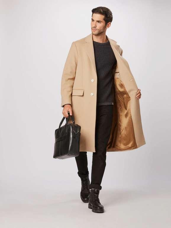Tommy Hilfiger Mantel 'Lewis Hamilton Wool Coat Long' (M, XL) für 159,84€ inkl. Versand (statt 549€)