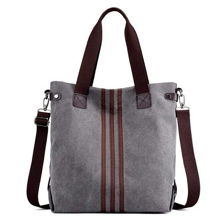 Nlyefa Canvas Damen Handtasche für 17,49€ inkl. VSK (Prime)