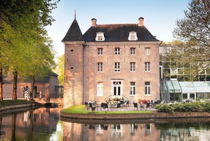 4* Bilderberg Chateau Holtmühle in Tegelen Provinz Limburg ab 59,50€