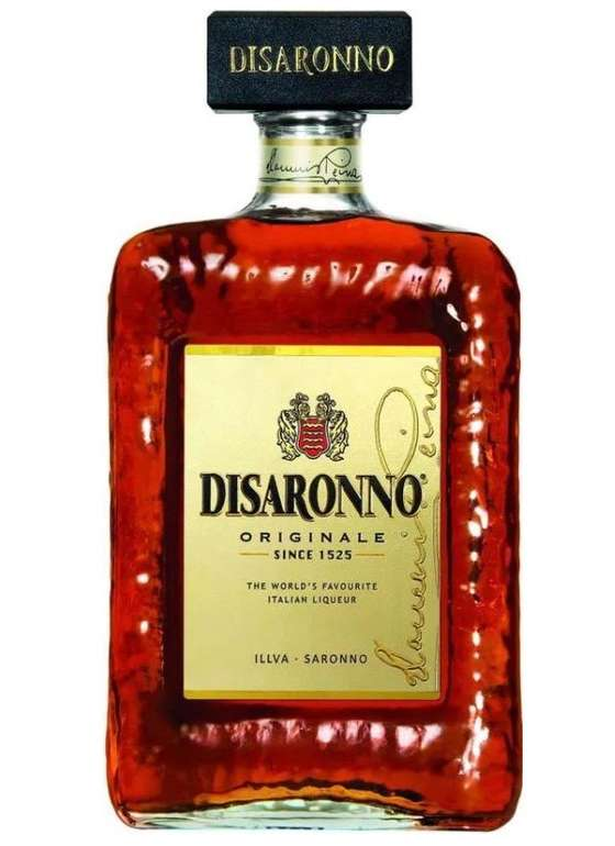 3 Flaschen Disaronno Amaretto (28% Vol., je 1 Liter) für 43,50€ inkl. Versand (statt 55€)