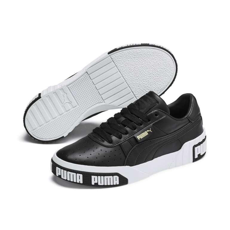 Puma Damen Sneaker Cali Bold in 3 Farben für je 45€ inkl. Versand (statt 53€)