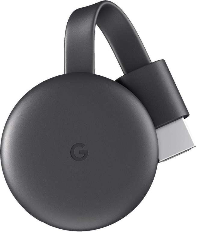 Google Chromecast 3 Player für 35,77€ inkl. Versand (statt 39€)
