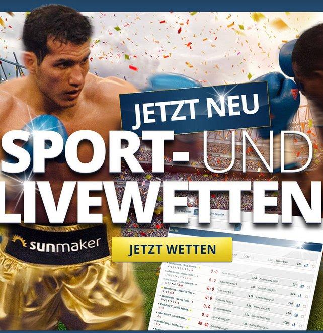 WM-Special: 1€ bei Sunmaker einzahlen (Neukunden) und 20€ Bonus bekommen!
